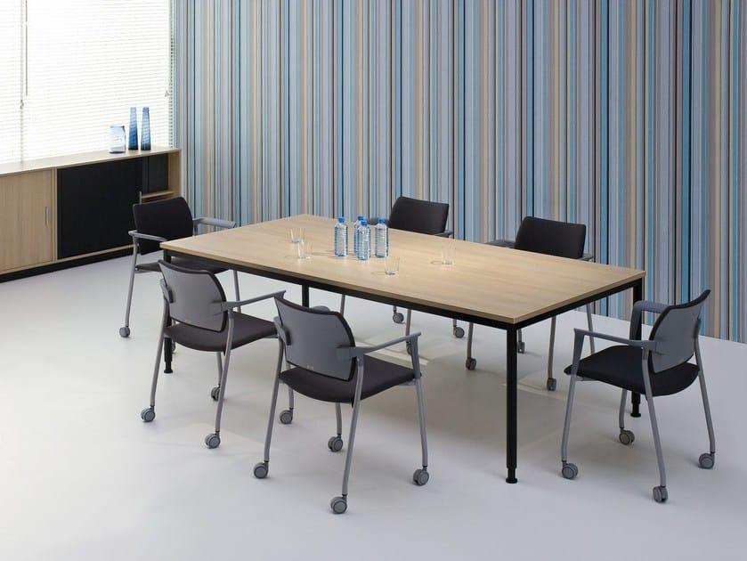 Tavolo da riunione rettangolare G4 | Tavolo da riunione by BALMA