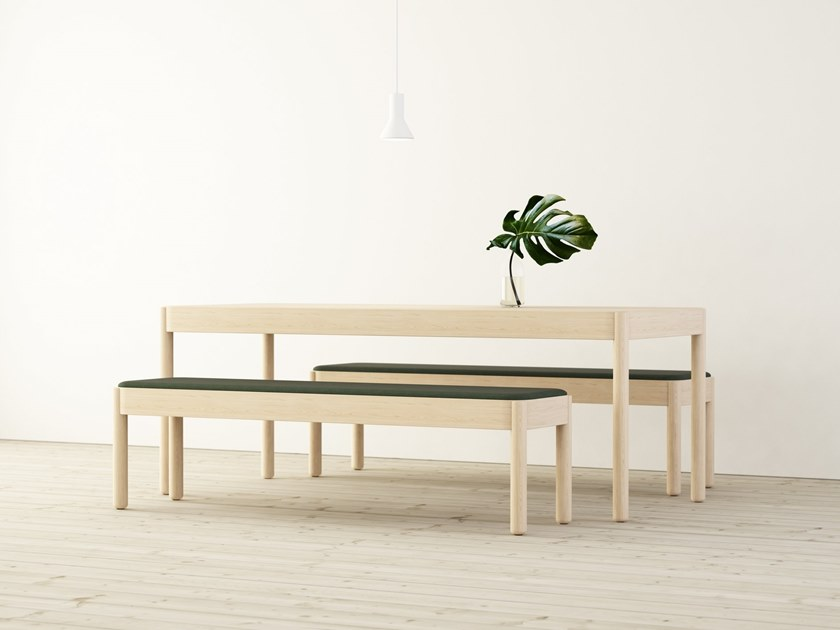 Rectangular table WAKUFURU | Table by Glimakra of Sweden