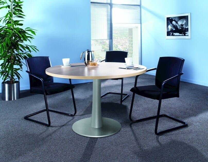 Tavolo da riunione rotondo Tavolo da riunione - Quadrifoglio