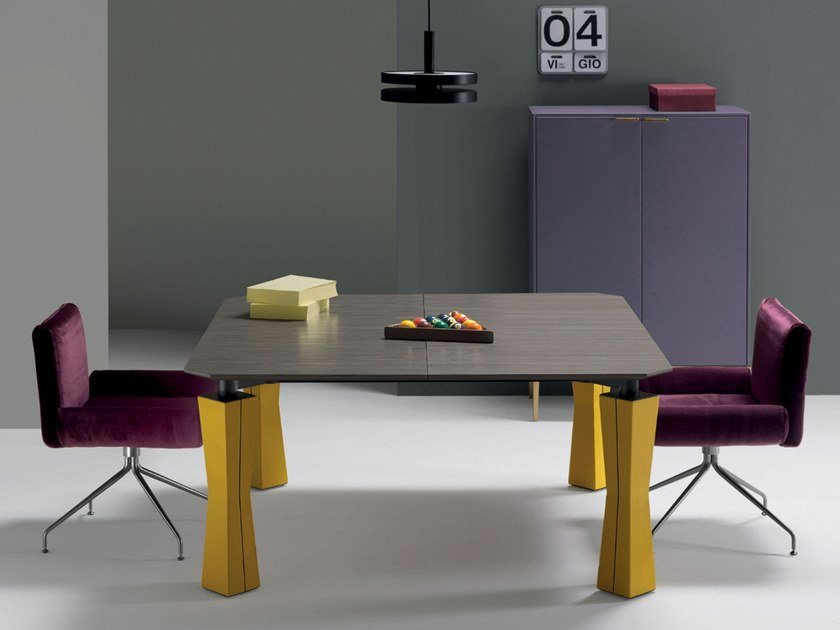 Meeting table FIRSTCLASS | Meeting table by Quinti Sedute