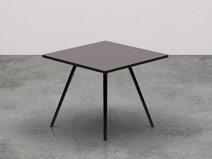 Square meeting table MEETY | Square meeting table by arper