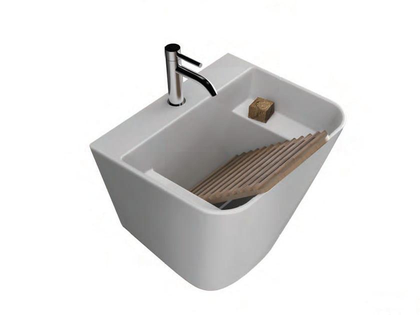 Awesome Ceramic Washbasin / Utility Sink MEG11 By GALASSIA