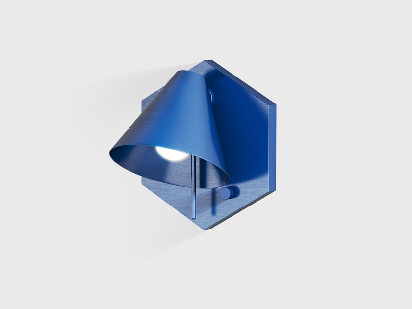Lampada da parete MEGA SCONCE HEXAGON by Matter Made