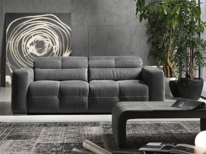 Relaxing sofa MEGANE | Sofa by Egoitaliano