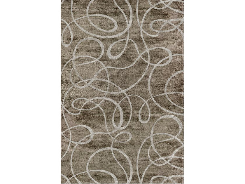 Hand-tufted rug MELBOURNE MINK by Sirecom