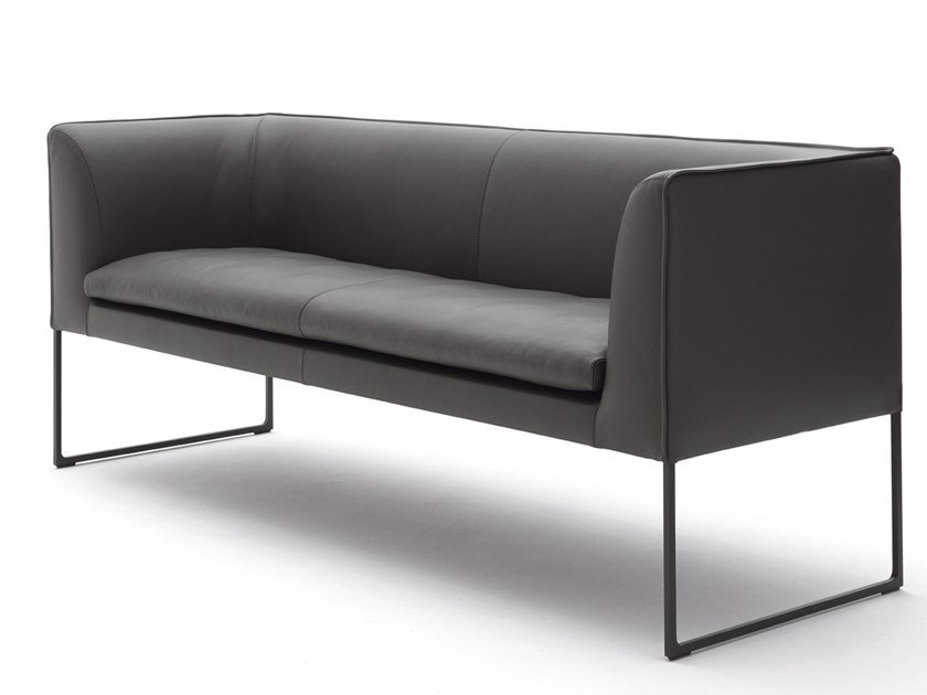 Leather Bench MELL | Bench By COR