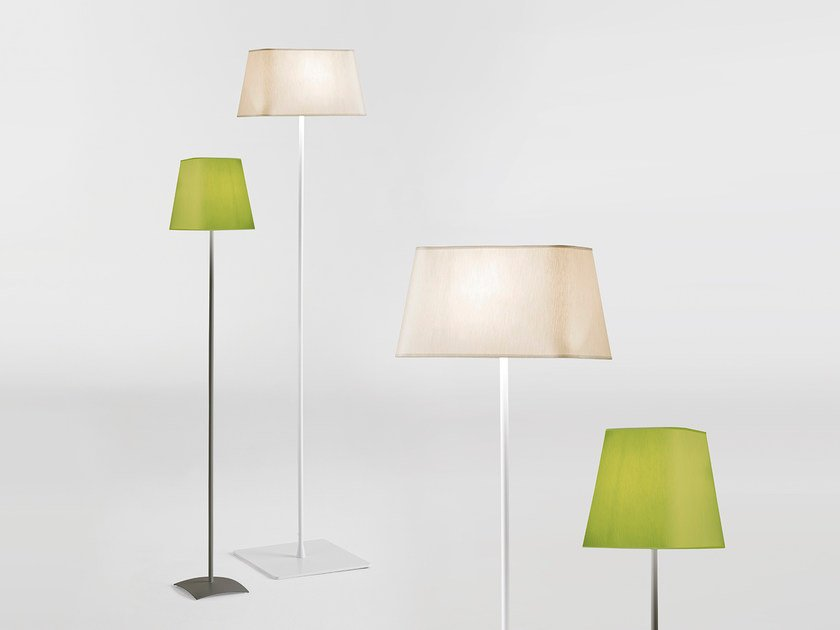 Direct light floor lamp MELODY | Floor lamp by MANADE
