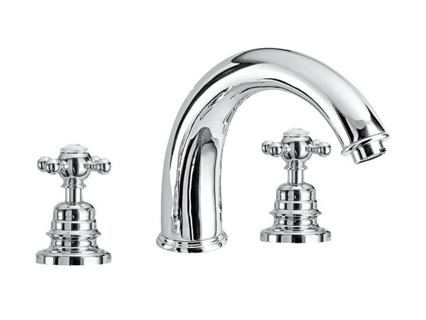 3 hole bathtub set MELROSE 20 - 2047112 by Fir Italia