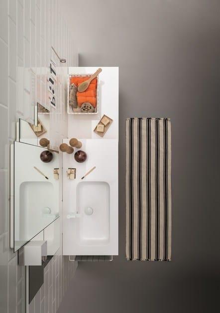 Memento Mueble Bajo Lavabo Composable By Birex Dise O Imago Design # Muebles Memento