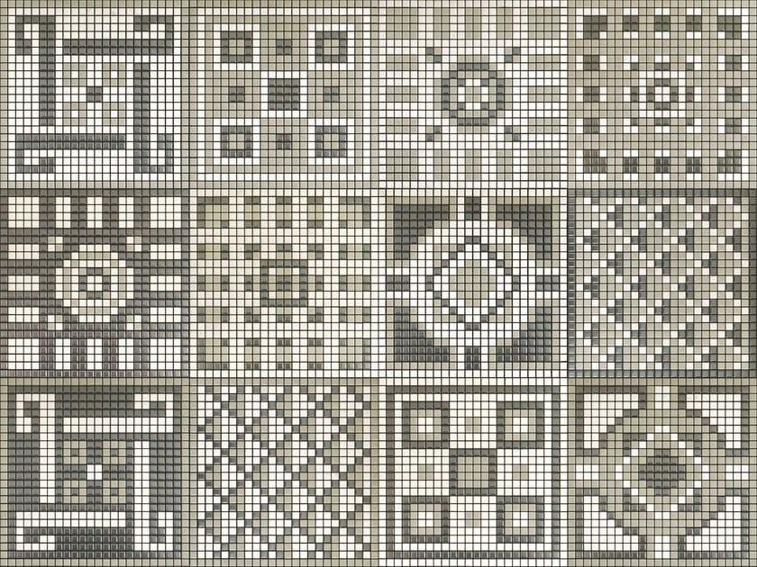 Mosaic MEMORIA 02 by Appiani