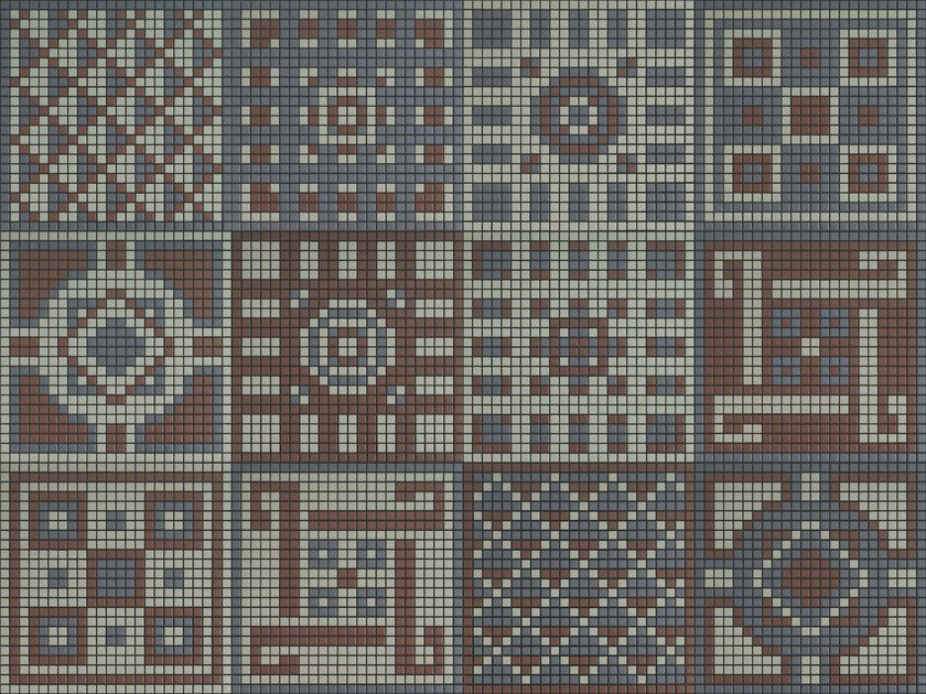Mosaic MEMORIA 12 by Appiani