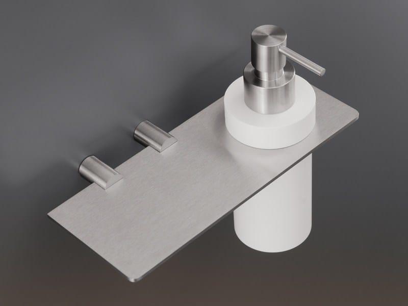 Bathroom soap dispenser / bathroom wall shelf MEN06 by Ceadesign