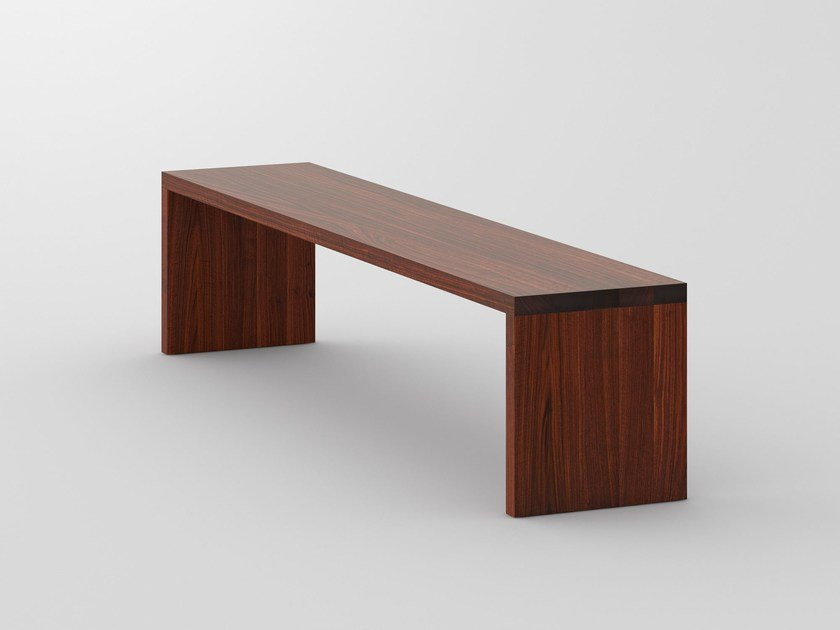 Solid wood bench MENA | Bench by Vitamin Design