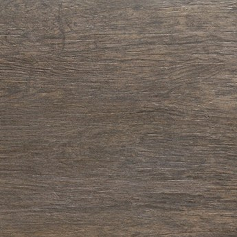 Technical porcelain flooring with wood effect MENSA GRAPHITE by Land Porcelanico
