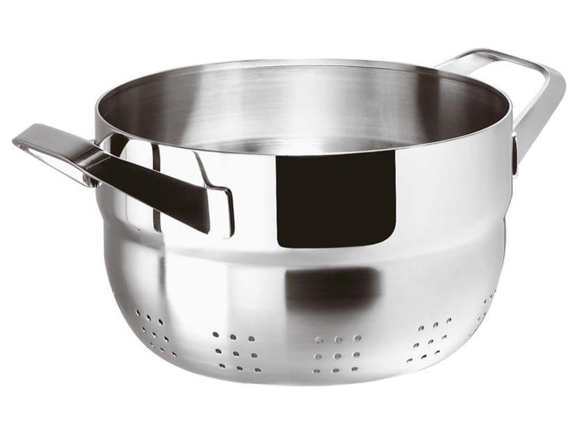 Cestello per cottura a vapore in acciaio inox MENU | Cestello per cottura a vapore by Sambonet