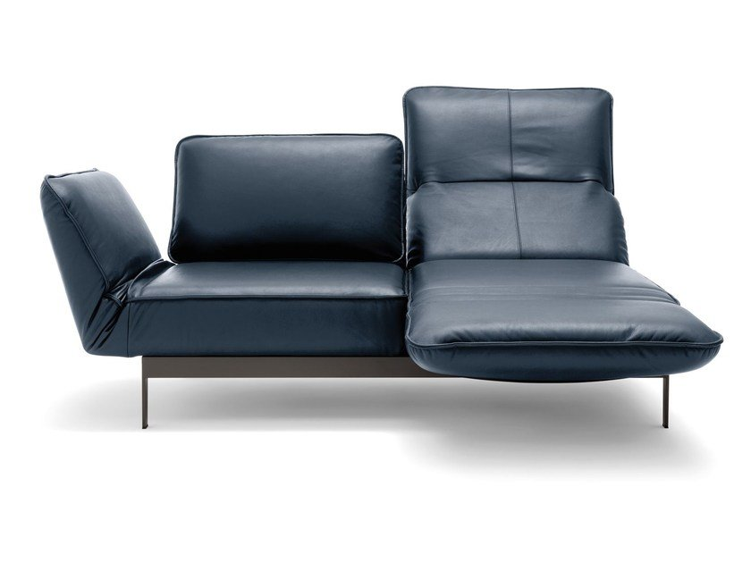 Mera Sofa With Chaise Longue Mera Collection By Rolf