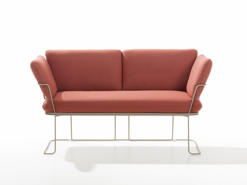 MERANO | Small Sofa Merano Collection By B-LINE Design Ilkka Suppanen, Raffaella Mangiarotti