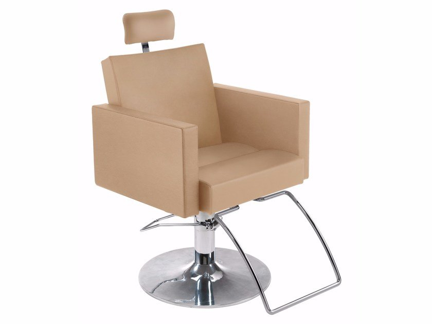Hairdresser chair MERIDA REC by Nilo
