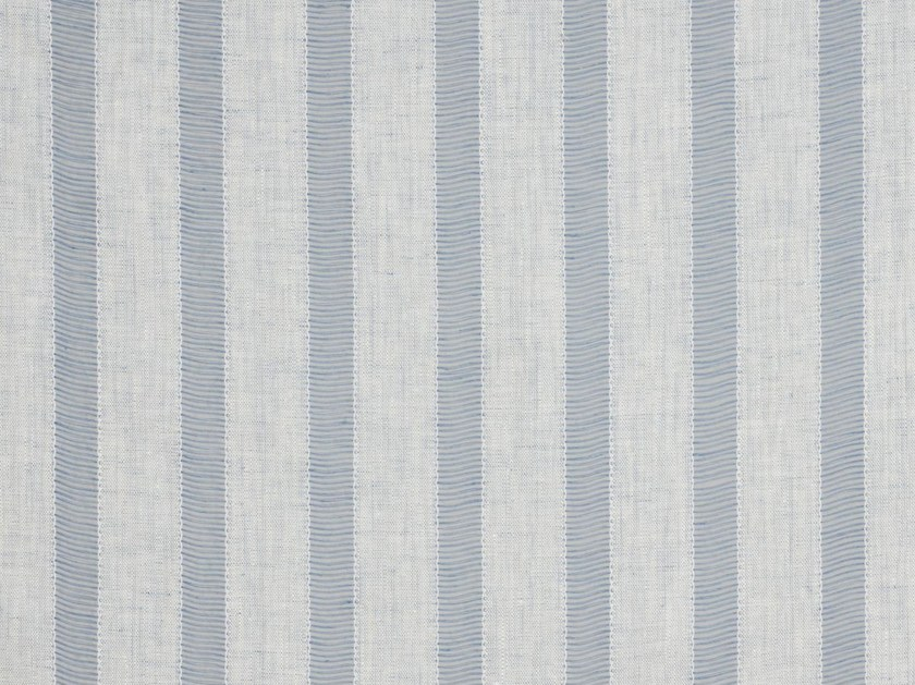 Striped linen fabric MESTRAL by Gancedo