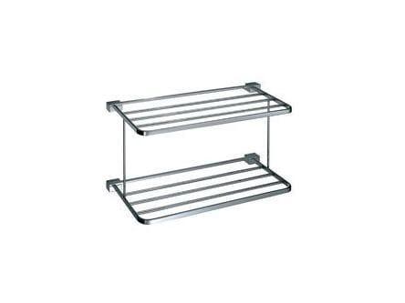 LOGIC | Metal bathroom wall shelf Logic Collection By INDA® design ...