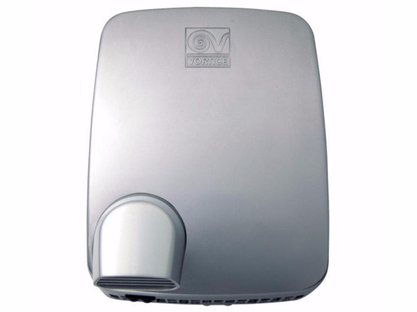 Automatic die cast aluminium Electric hand-dryer METAL DRY ULTRA A by Vortice