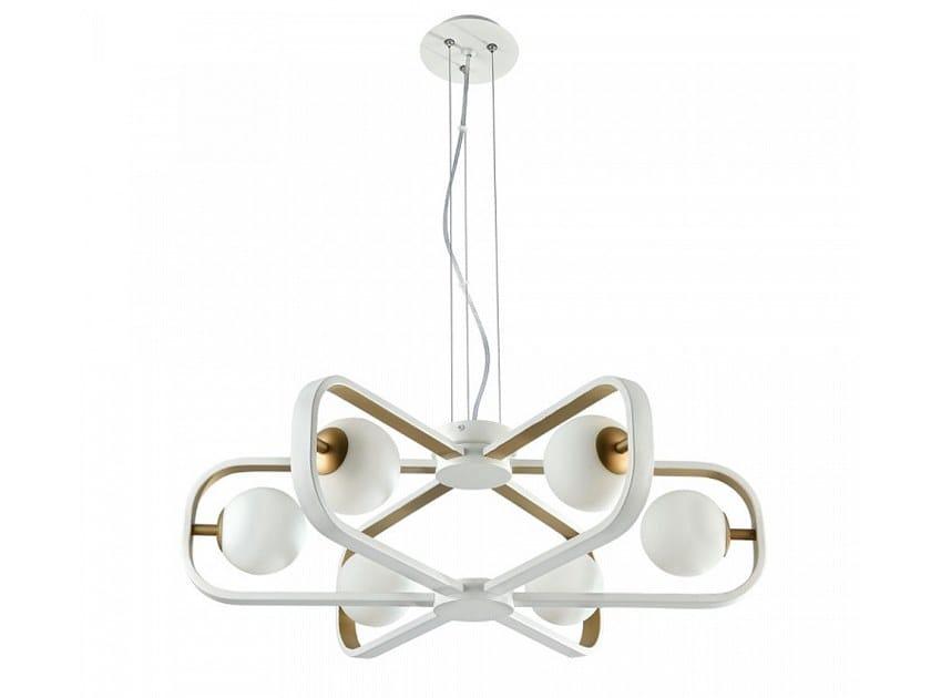 Direct light metal pendant lamp AVOLA | Metal pendant lamp by MAYTONI