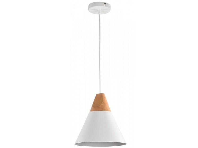 Metal pendant lamp BICONES | Metal pendant lamp by MAYTONI