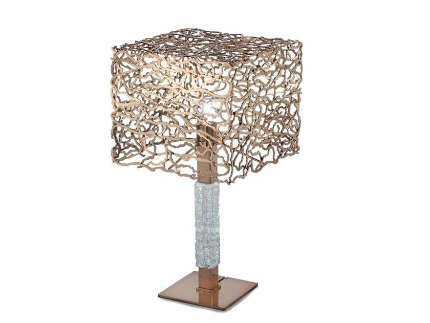 Metal table lamp FILORO | Metal table lamp by IDL EXPORT