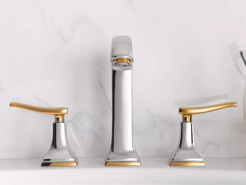 METROPOL CLASSIC | 3 hole washbasin tap Metropol Classic Collection ...