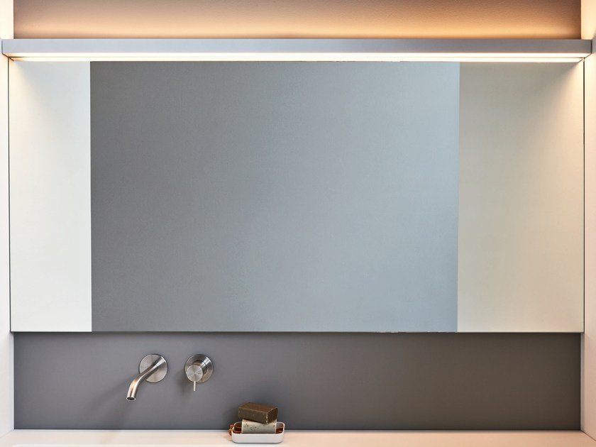 Lampade da specchio | Arredi ed illuminazione per bagno ...