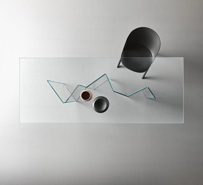 Tonelli Pranzo Rettangolare Da Design MetropolisTavolo Y7yvf6gb