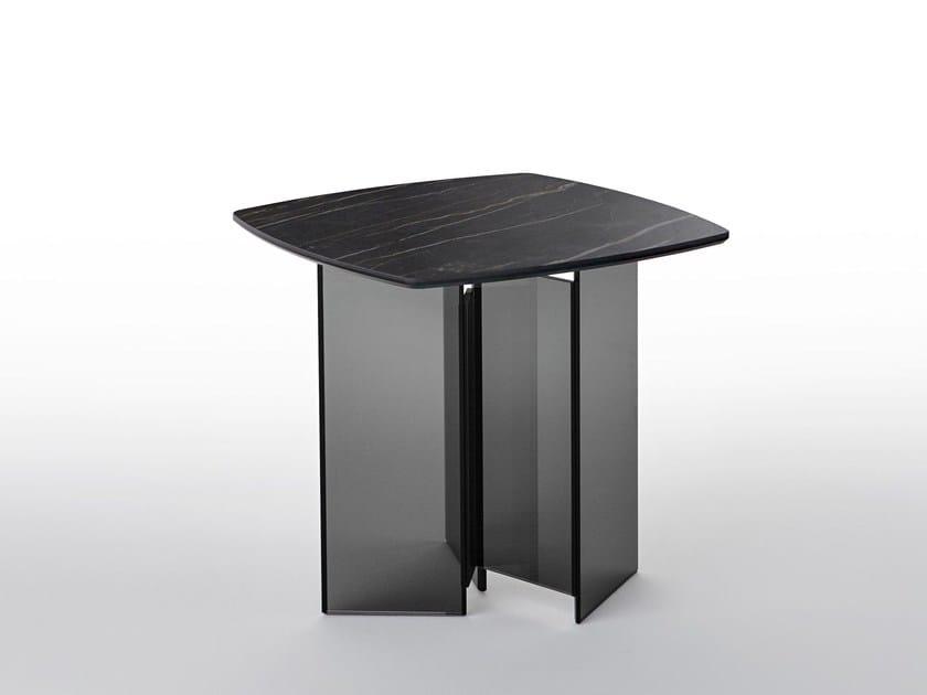 Square coffee table METROPOLIS | Square coffee table by Tonelli Design