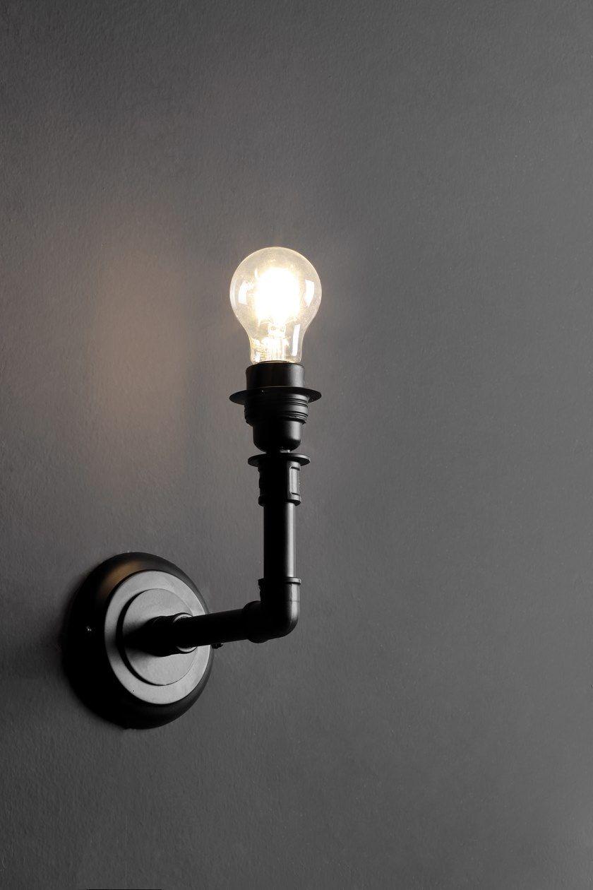 INDUSTRIALIS | Lampada da parete