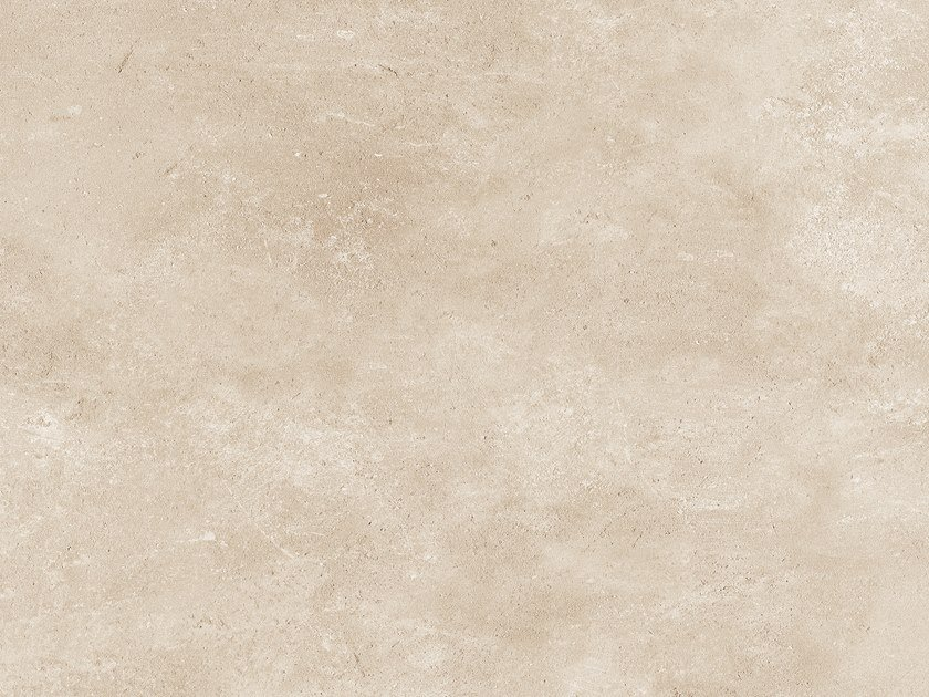 Porcelain stoneware wall/floor tiles with concrete effect MEXICO SAND by PORCELANOSA