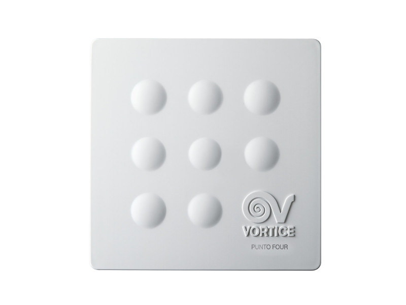 """Helical wall mounted MFO 100/4"""" by Vortice"""