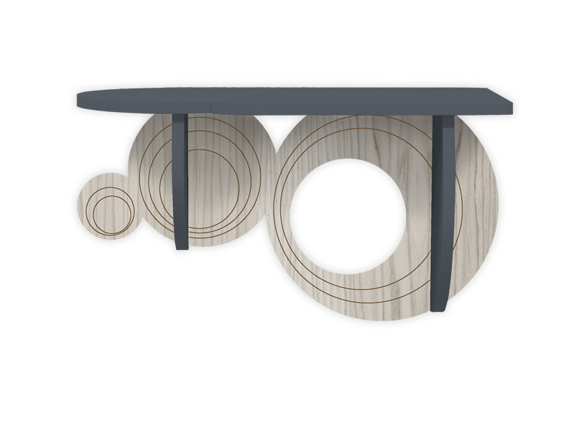 MDF console table MG-278 | Console table by LAS