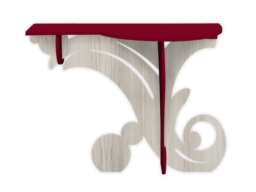 MDF console table MG-286   Console table by LAS