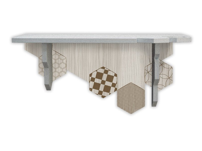 MDF console table MG-312 | Console table by LAS