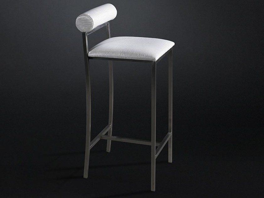 Fabric chair with footrest MIAMI by VGnewtrend
