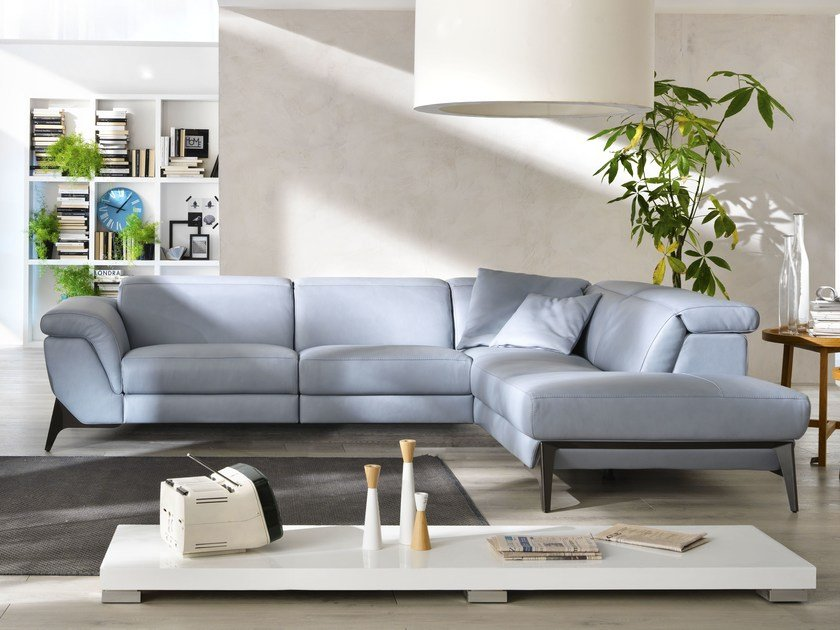 Sectional relaxing sofa MICOL | Sectional sofa by Egoitaliano