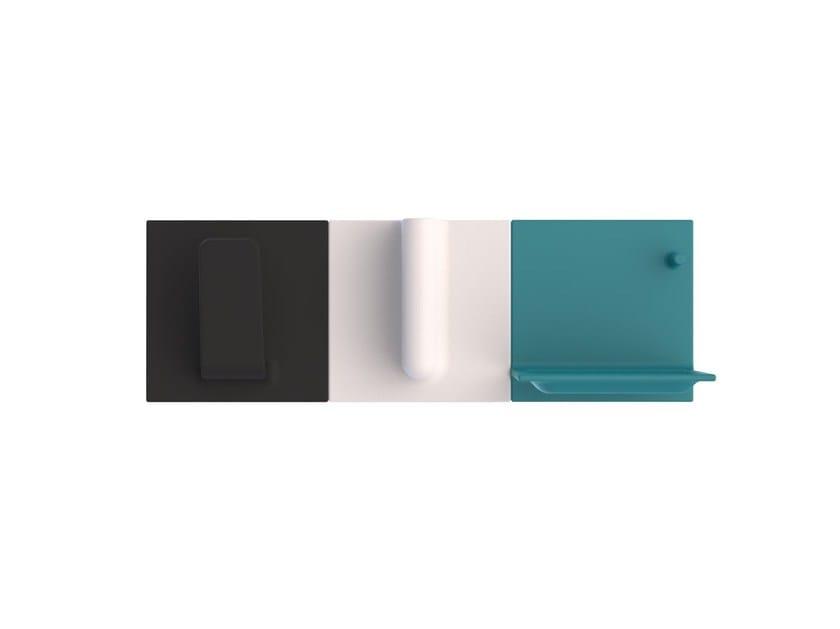 ABS wall shelf MICRO by Add Plus