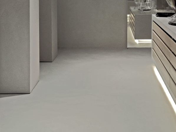 Concrete and Cement-Based Materials wall/floor tiles MIKRODECOR® by Stone International
