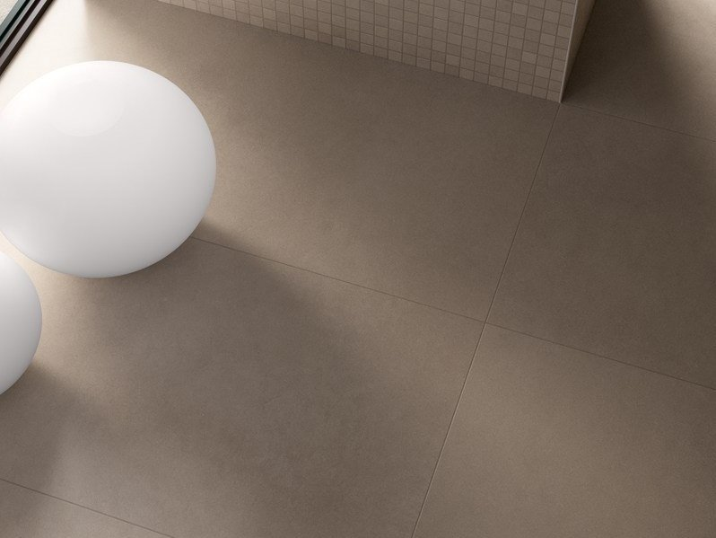 Indoor/outdoor porcelain stoneware wall/floor tiles MICRON 2.0 B by Ceramica d'Imola
