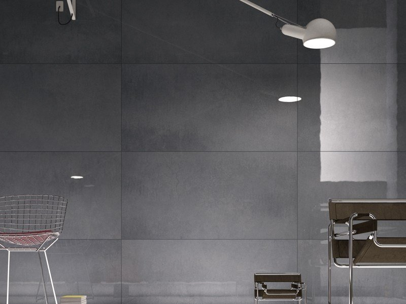 Indoor/outdoor porcelain stoneware wall/floor tiles MICRON 2.0 G by Ceramica d'Imola