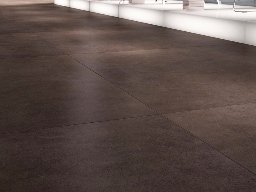 Indoor/outdoor porcelain stoneware wall/floor tiles MICRON 2.0 T by Ceramica d'Imola