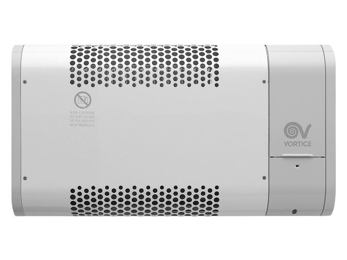Heater fan MICRORAPID T 600-V0 by Vortice