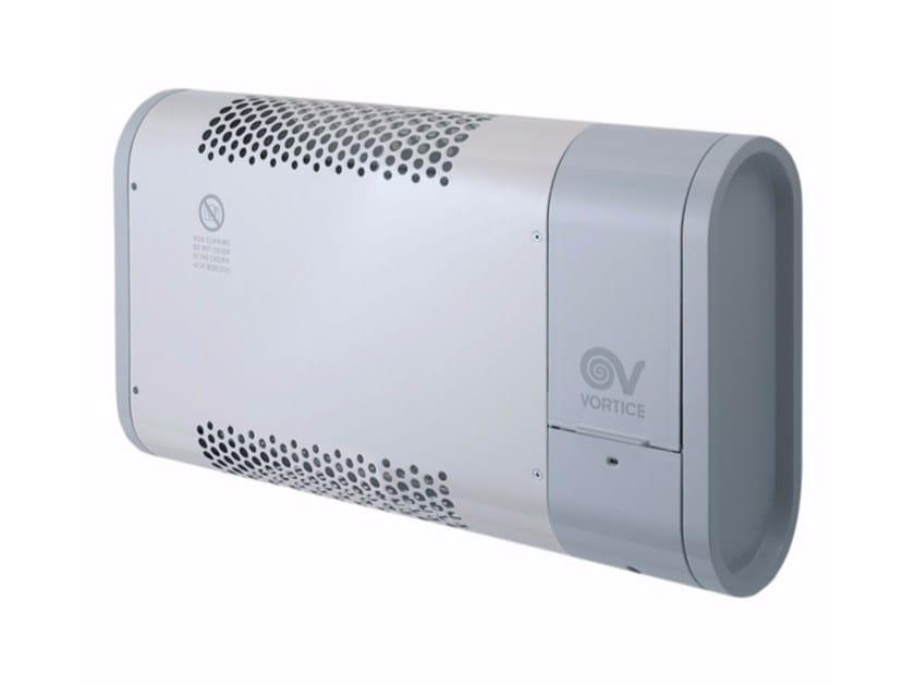 Termoventilatore miniaturizzato da installazione MICROSOL 600-V0 by Vortice