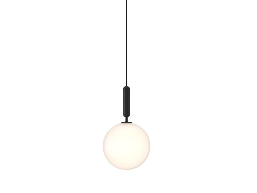 LED glass pendant lamp MIIRA 1 LARGE by Nuura