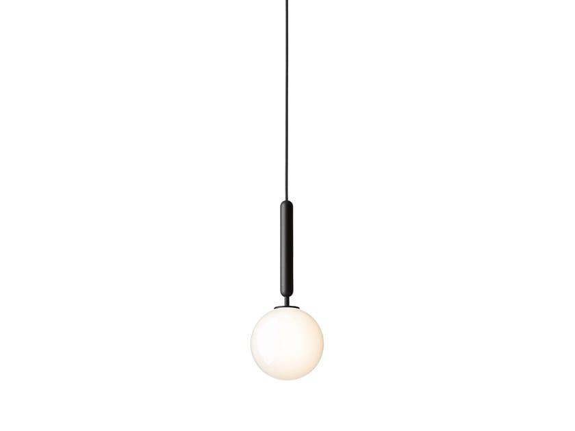 Luce Miira Opal In 1 A Sospensione Diretta Vetro Nuura Soffiato Lampada iOPTkZuX