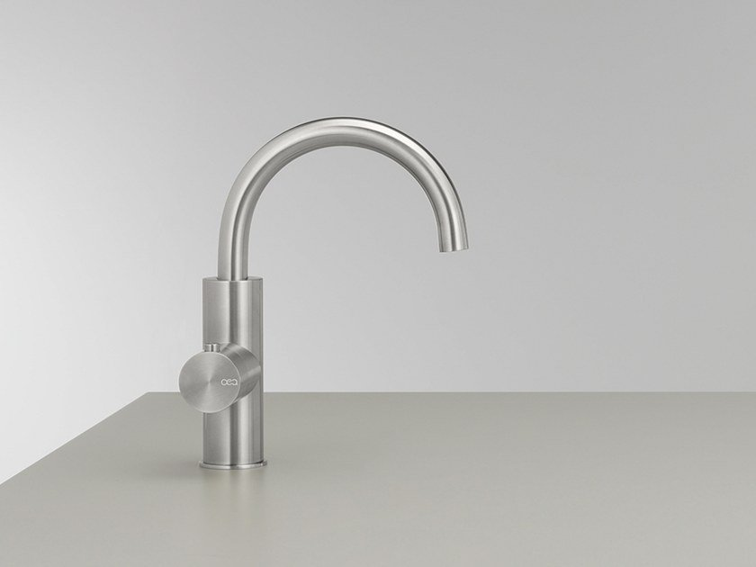 Deck mounted shut-off valve for instantaneous boiling water MIL 211 by Ceadesign